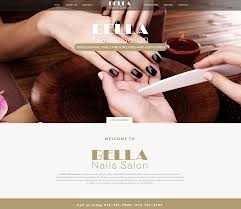 portfolios u2013 best salon websites u2013 nail template websites u2013 678