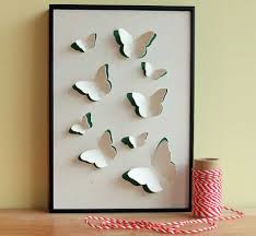 white metal butterfly wall art ideas home interior u0026 exterior