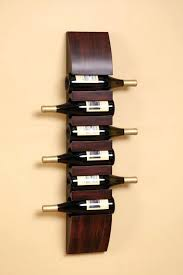 wine rack wall mounted wooden wine glass rack hanging wooden