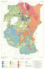 Types Of World Maps by National Soil Maps Eudasm Esdac European Commission