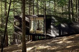 half tree house uncrate