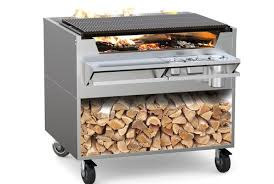 equipement cuisine commercial barbecues et fumoirs hrimag hotels restaurants et institutions