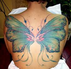 54 wings tattoos ideas