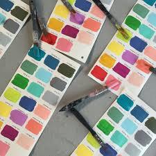 colorful l shades 49 best l authentique paint colors images on pinterest colored