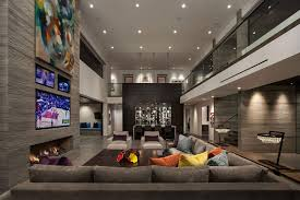 Contemporary Interior Home Design Interior Design Contemporary Houses With Built A Modern Excerpt