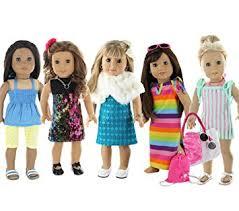 club clothes doll club of america 28 lot fits 18 inch