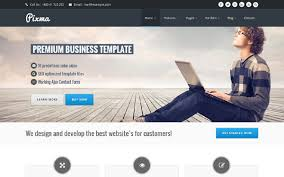 download themes bootstrap3 responsive website pixma