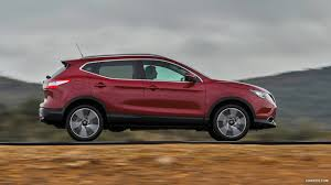 nissan red 2014 nissan qashqai red side hd wallpaper 170