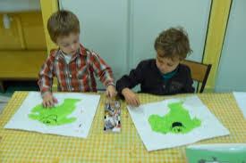 Ecole de Messimy sur Saône  Différentes activités du premier trimestre