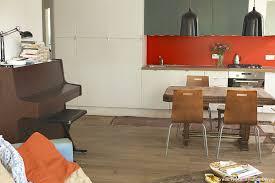optimiser espace cuisine harmoniser la déco pour optimiser un petit espace maison créative