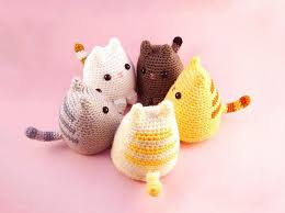 amigurumi patterns video crochet adorable dumpling kitty with free pattern video free