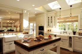 dark wood kitchen countertops counter light cabinets brown about