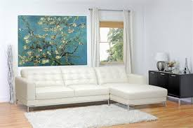 babbitt ivory leather sofa chaise sectional it is time to