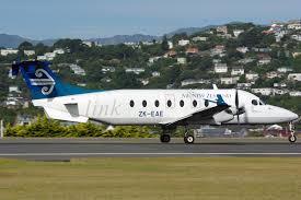 file beech 1900d air new zealand link eagle airways jp6854901