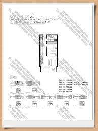Residence Floor Plans Thompson Residences Home Leader Realty Inc Maziar Moini Broker