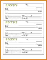 7 rent receipt template word restaurant receipt