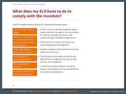 quick guide your ultimate guide to the eld mandate