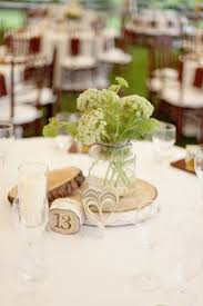 wood centerpieces wood and paper centerpieces elizabeth designs the wedding