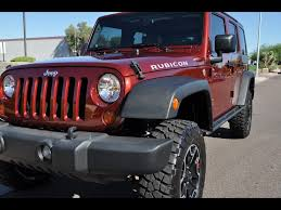 2008 jeep wrangler unlimited rubicon for sale in tempe az stock