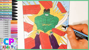 hulk coloring pages for kids part 4 hulk coloring pages fun
