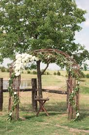 wedding arches rustic wedding arch flowers hydrangeas rustic grace estate