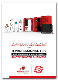 photo booth business robot start a business
