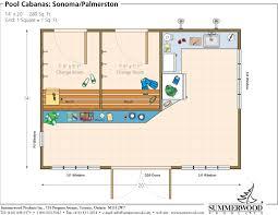 pool cabana floor plans pool cabana floor plans ipefi com