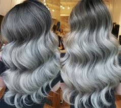 silver brown hair 85 silver hair color ideas and tips for dyeing maintaining your
