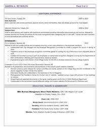 resume samples resume 555