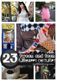 23 totally cool tween teen halloween costumes crystalandcomp