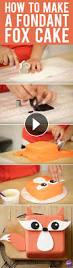 How To Decorate Cake At Home Best 25 Fox Cake Ideas On Pinterest Danielle Fox Woodland