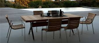 mobilier de jardin italien table de jardin et terrasse design unopiù