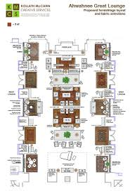 Ahwahnee Hotel Floor Plan Great Lounge Renovation U2022 The Ahwahnee Hotel Yosemite National