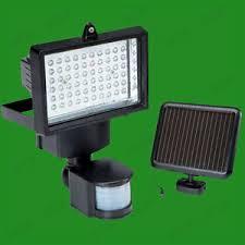 solar powered dusk to dawn light 60 led solar power security light with pir dusk dawn sensor