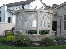 pergola design marvelous backyard pergola cost weatherables