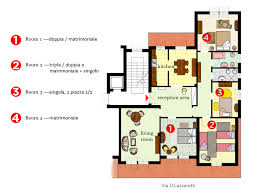 merirooms merigar rooms to rent merigar west merigar