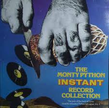 monty python the monty python instant record collection vinyl