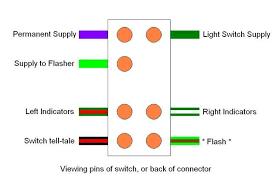 hazard switch u0026 indicators fault diagnosis defender forum