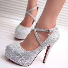 cheap silver wedding shoes best 25 silver heels wedding ideas on gold heels