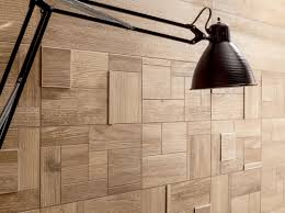 medium grain square and rectangular combination wooden wall
