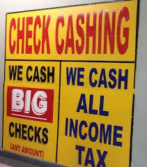 check cashing payroll check government check detriot mi