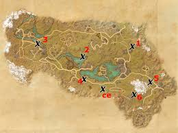 eastmarch ce treasure map the rift treasure map locations elder scrolls guides