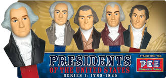 first five presidents don t stand there gawping pez tastic