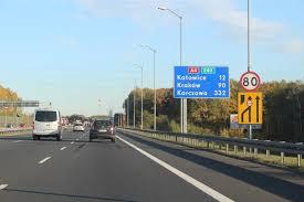 autostrady w polsce wszystkie trasy ceny trasy odcinki płatne