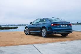 audi a5 2016 redesign 2018 audi a5 s5 drive review
