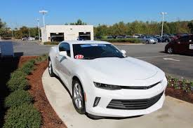 used camaro raleigh nc used 2017 chevrolet camaro for sale raleigh nc cary 171809a