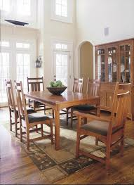 Stickley Dining Room Furniture Charming Stickley Dining Room Table About Home Designing