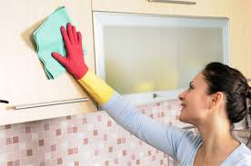 How To Clean Kitchen Cabinets How To Properly Clean And Care For Kitchen Cabinets Custom High