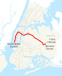 Jfk Airtrain Map E Metro De Nueva York Wikipedia La Enciclopedia Libre