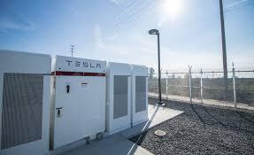 innovative battery storage facility at sce u0027s mira loma substation